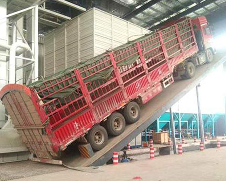 水泥卸车机