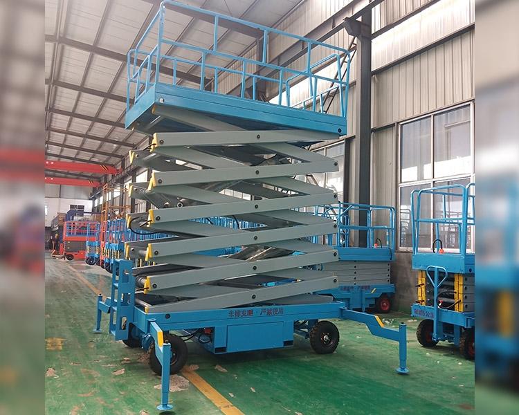 上海固定剪叉式升降机