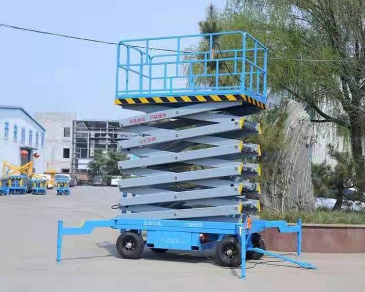 上海移动剪叉式升降机