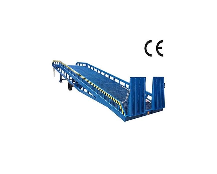 电动液压登车桥