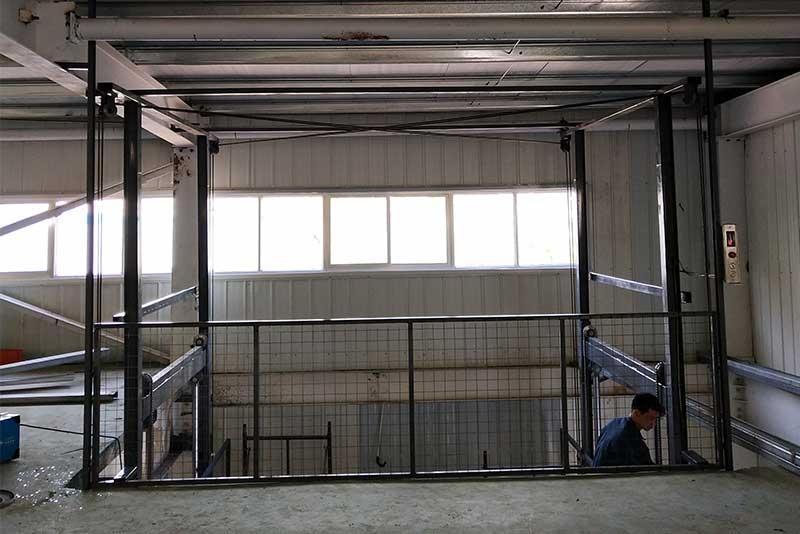天津升降机升降货梯