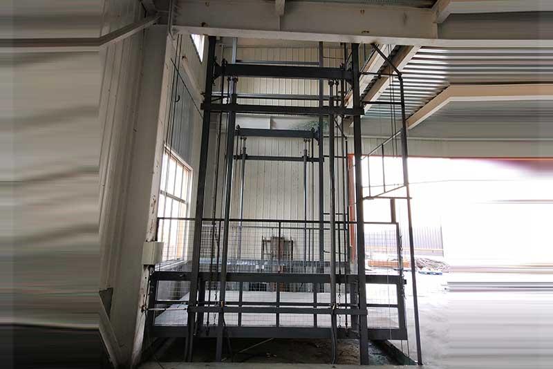 天津室内升降货梯