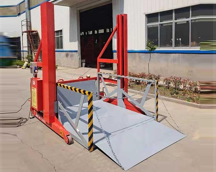 小型装车升降机